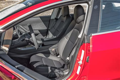 tesla model 3 interior seating tesla model 3 inside pictures