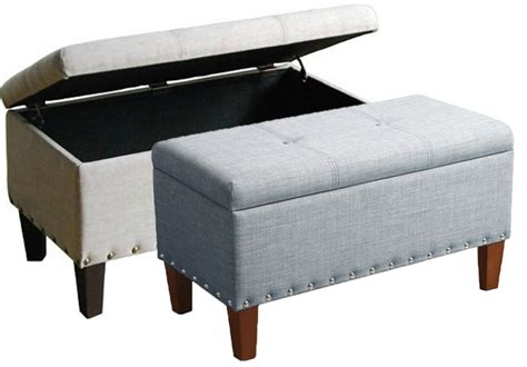sonoma goods for life madison storage bench ottoman 59 99 reg 150 sonoma storage bench ottoman free shipping