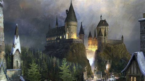 hogwarts harry potter  people hd movies wallpapers