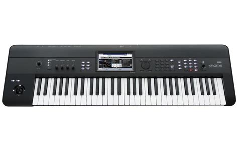 Keyboard Korg Krome 88 korg krome keyboard 88 key workstation gak