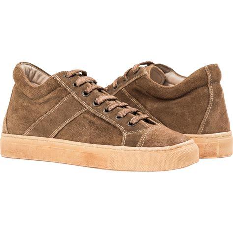 kangaroo shoes suede kangaroo dip dyed sneakers paolo shoes