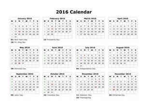 South Africa Calendario 2018 2016 Calendar Printable With South Africa Holidays