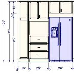 Kitchen Cabinet Dimensions Customize An Ikea Cabinet With Drawers