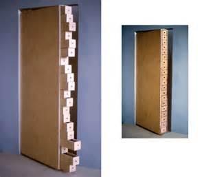 Gun Cabinet Mirror Hidden Drawers In Door Edge Stashvault