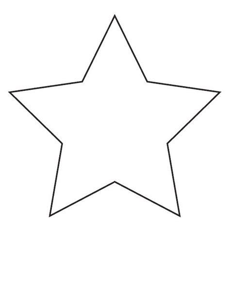 coloring page star shape colorear estrella navidad buscar con google navidad