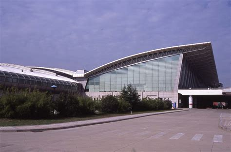 Structural Engineer xi an xianyang international airport terminal 2