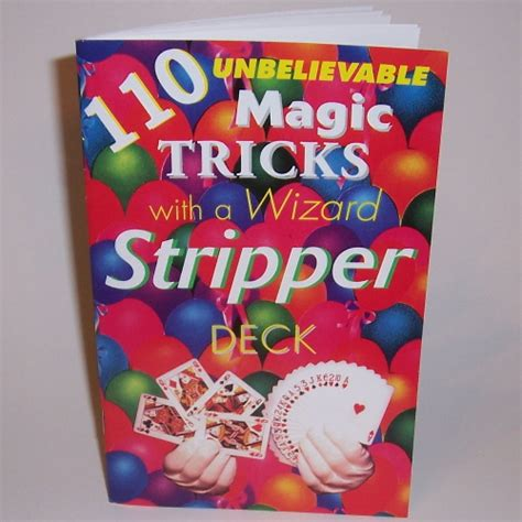 lxxxi quareia magicians deck book books 15 110 magic tricks wizard deck card books ebay