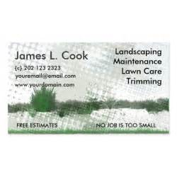 landscaping business card template landscape grunge business card templates