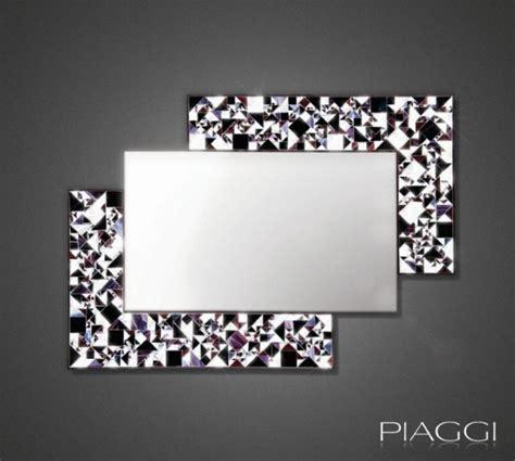 Wooden Vanity Table Black Kaleidoscope Contemporary Mirror