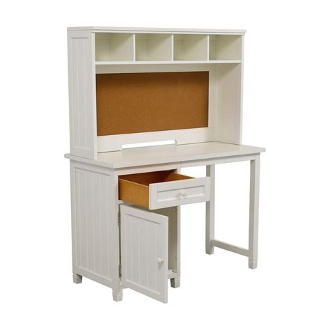 82 pottery barn pottery barn white desk