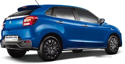 maruti suzuki baleno car maruti suzuki baleno rs all you need to car whoops