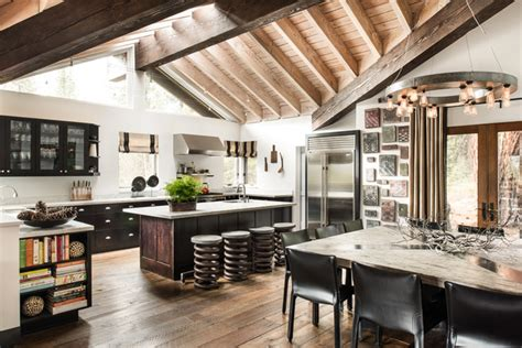 16 extraordinary industrial kitchen designs you ll fall in