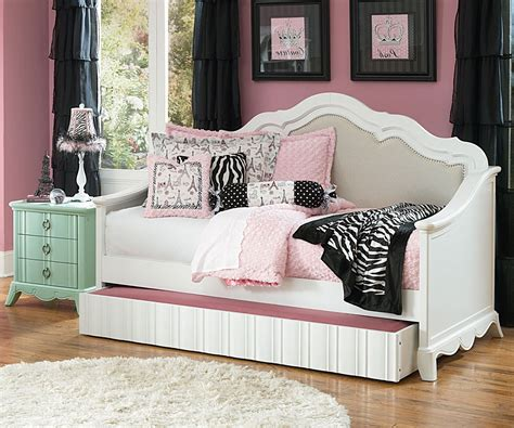 bedroom excellent full size daybed with pop up trundle bedroom black leather full daybed with pop up trundle and