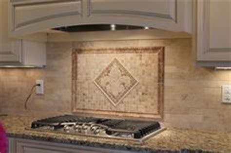 kitchen backsplash fleur de lis backsplash our tile