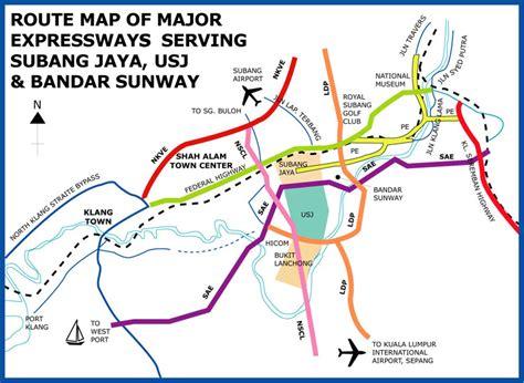 map usj subang jaya usj subang jaya e community