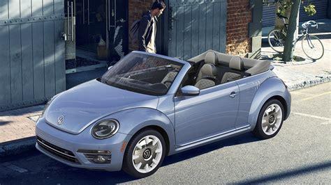 volkswagen beetle convertible final edition top speed