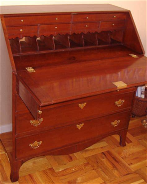 Drop Leaf Computer Desk Cheap Computer Desk American Drop Leaf Mahogany Desk
