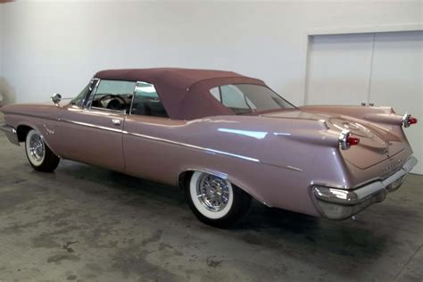 Chrysler Imperial 1960 by 1960 Chrysler Imperial Convertible 186938