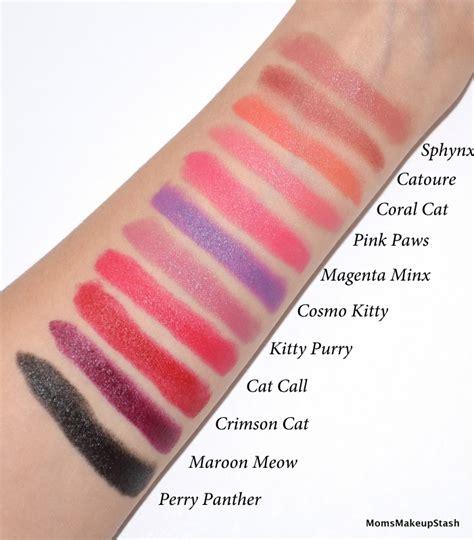 Laris Lipstick Katy Perry Covergirl Matte katy perry covergirl katy lipstick review swatches