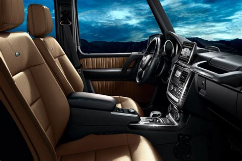 mercedes g class interior image gallery g wagon interior