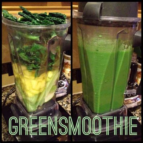 Best Vitamix Detox Smoothie by Green Smoothie Vitamix Healthy Living