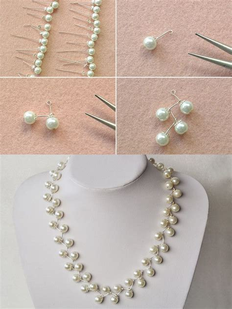 best 25 pearl necklaces ideas only on