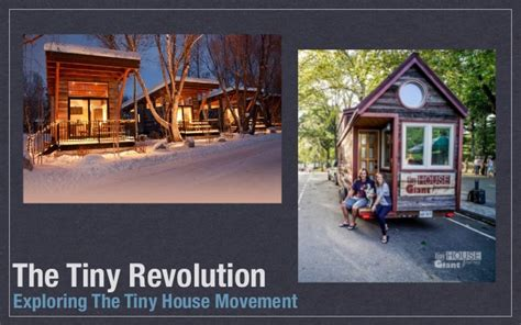 Small Homes Revolution The Tiny House Revolution