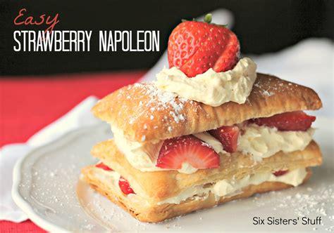 50 strawberry dessert recipes six sisters stuff