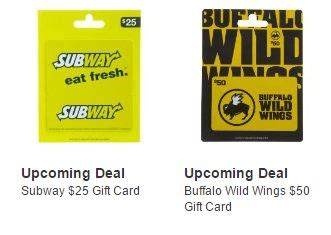 Deals On Gift Cards 2014 - amazon lightning deals gift cards