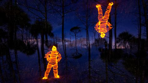 who is the painter of light light painting tutorial how to light paint a light man
