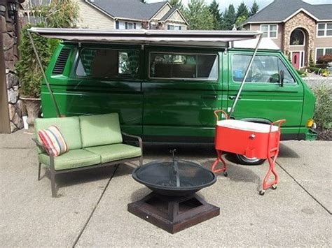 westfalia awning westfalia awning for sale buy used 1984 vw bus westfalia full cer with awning