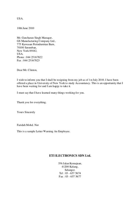 Resignation Letter Sle Not Happy Company resignation letter format best sle board resignation letter template inform