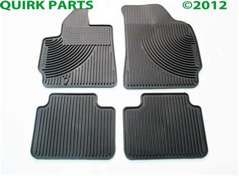 2003 Ford Escape Floor Mats by 2001 2012 Ford Escape Floor Mats All Weather Set Of 4 Oem
