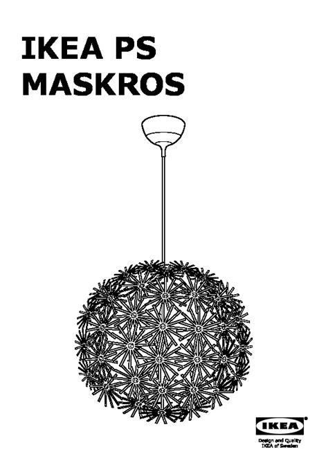 ikea ps maskros le suspension maskros cheap suspension maskros de chez le
