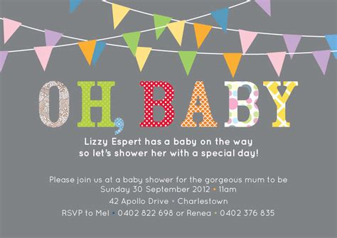 baby shower powerpoint templates templates