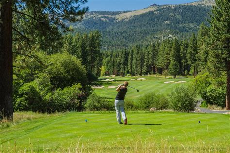 Incline Village Championship Golf Course   Go Tahoe North