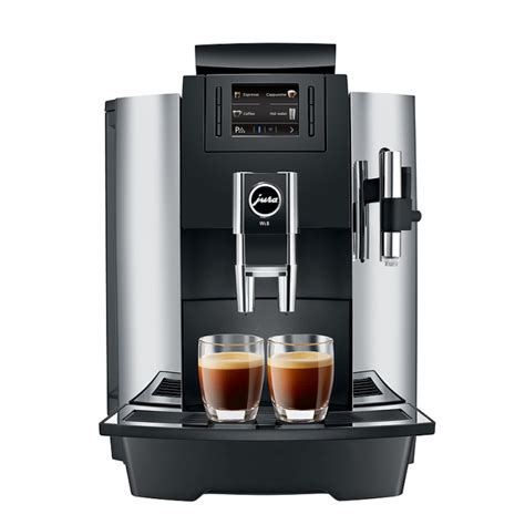 Jura WE8   Professional Bean to Cup Machine   UK Price