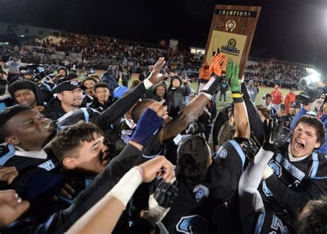 Southern Section Football Scores by Cif Ss Football Chionship Scoreboard And Live