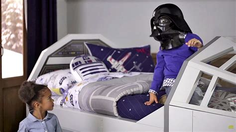 millennium falcon bed a sweet millennium falcon bed is coming but only for kids gizmodo uk