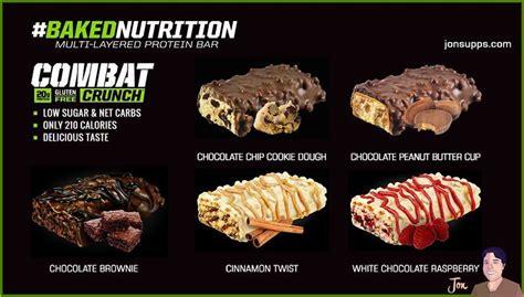 Musclepharm Combat Crunch Mp Combat Crunch Protein Bar 1 musclepharm combat crunch protein bars gluten free box of 12 ebay