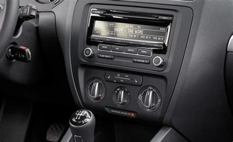 2014 Volkswagen Jetta Interior by Car And Driver