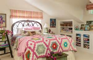 decorating with quilts town country living