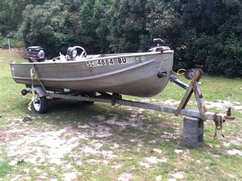 aluminum fishing boat craigslist 14 aluminum boat craigslist