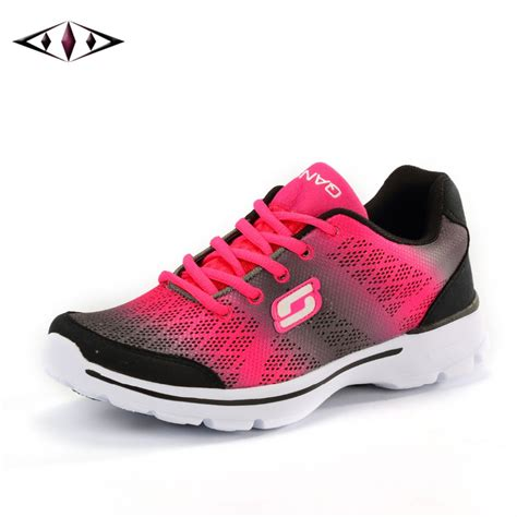 2016 new gradually changing color running shoes