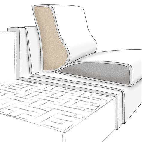 imbottitura cuscini divano divano come si capisce la qualit 224 cose di casa