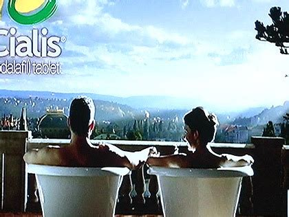 Why Two Bathtubs In Cialis Commercials by Curious About The Bath Tubs In Cialis Commercials 171 Cbs Boston