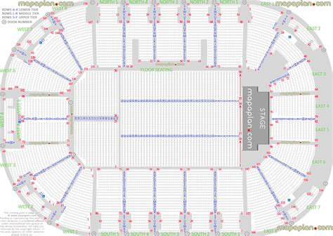 odyssey arena floor plan odyssey sse arena detailed seat row numbers end stage