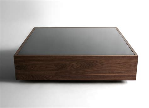 Wood And Glass Coffee Table Designs Daily Features The Modern Sybarite California Modern Furniture From Phase Design