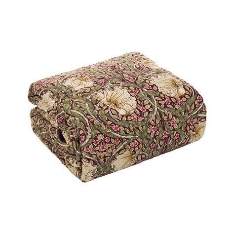 Quilted Throw by Buy Morris Co Pimpernel Quilted Throw Amara