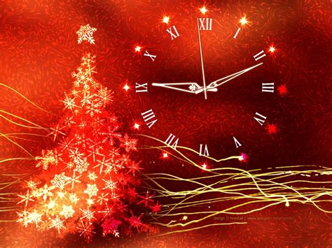 christmas clock screensaver free download christmas gold glow christmas clock screensaver decorate your